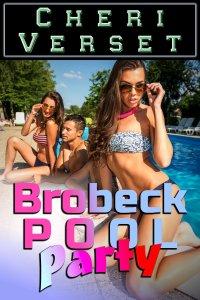 brobeck pool party