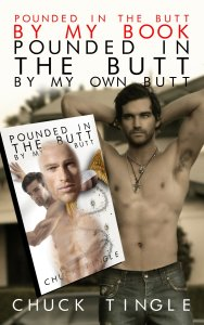 pounded in the butt by my book pounded in the butt by my own butt