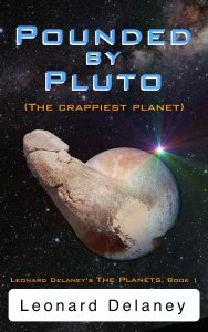 pounded by pluto