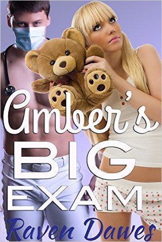 amber's big exam