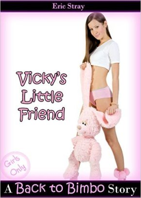 vicky's little friend