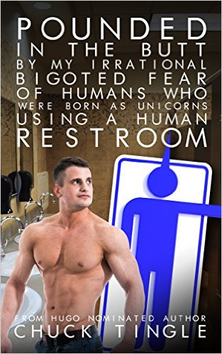 bigoted humans restroom